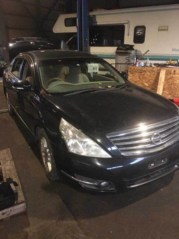 Автомобиль NISSAN Teana J32-013819 VQ25 в разбор