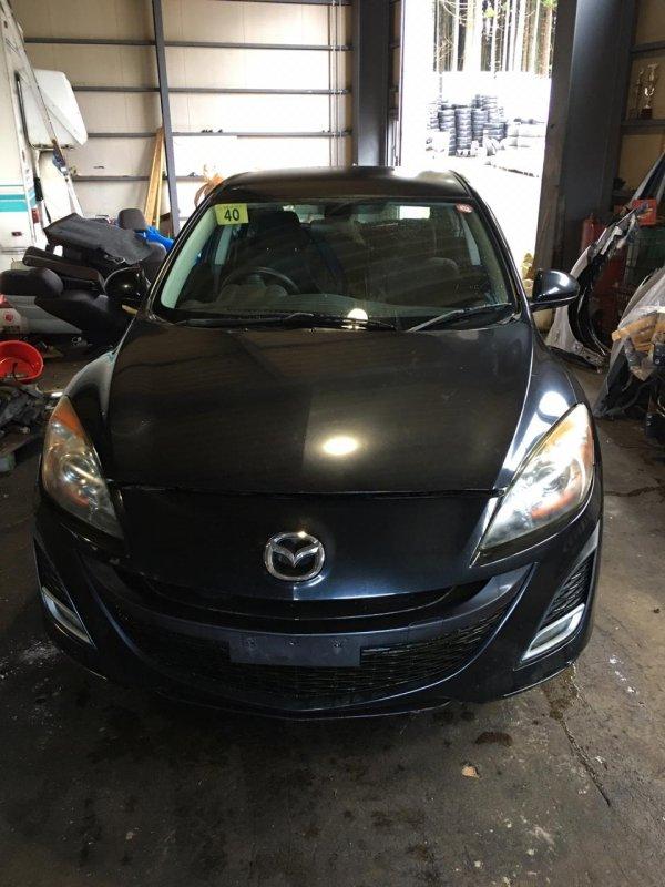 Автомобиль Mazda 3 BL5FW-122959 ZY-VE в разбор