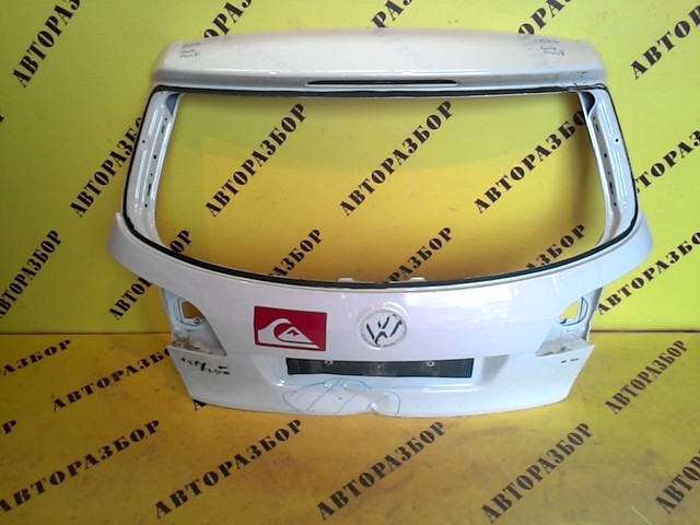 Крышка (дверь) багажника Volkswagen Golf Plus 2005-2014