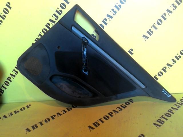 Обшивка двери задней правой Skoda Octavia (A5) 2004-2013
