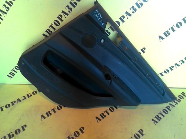 Обшивка двери задней правой Bmw X5 E70 2007-2013