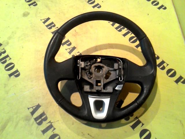 Рулевое колесо для air bag (без air bag) Renault Megane 3 2009-2016