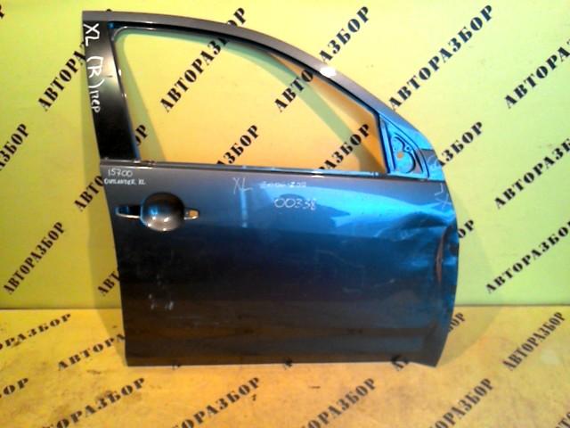 Дверь передняя правая Mitsubishi Outlander Xl (Cw) 2006-2012