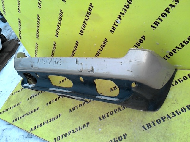 Бампер задний Bmw X5 E53 2000-2007