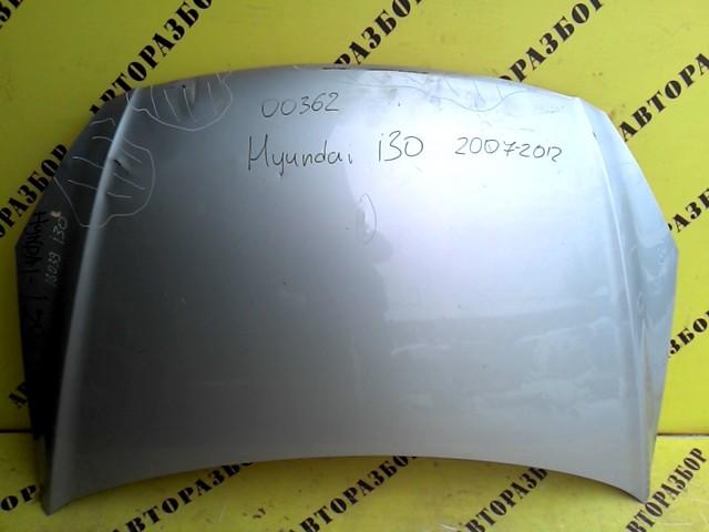 Капот Hyundai I30 2007-2012