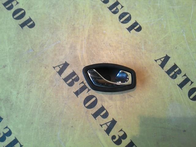 Ручка внутренняя двери задней правой Renault Megane 3 2009-2016