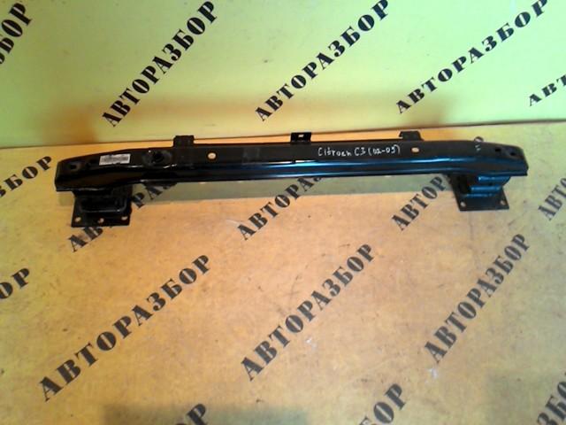 Усилитель переднего бампера Citroen C3 2002-2009