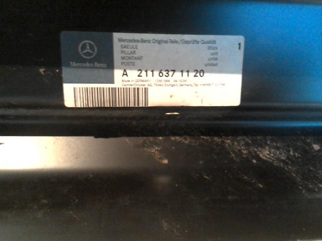 Кузовной элемент Mercedes Benz W211 E-Class 2002-2009
