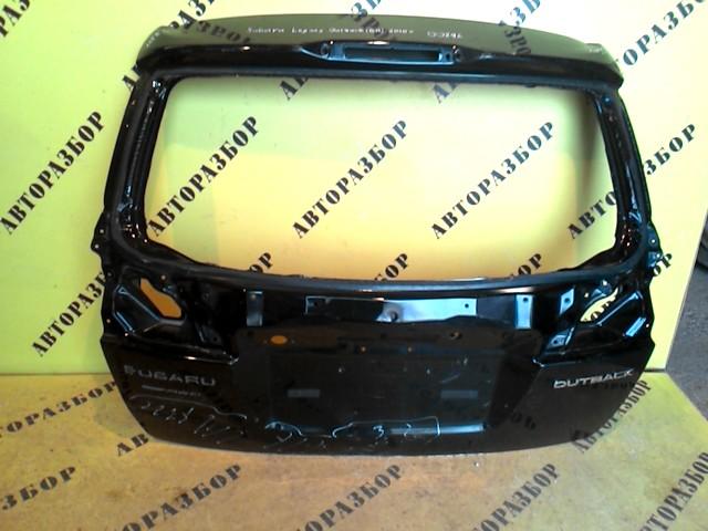 Крышка багажника Subaru Legacy Outback B14 2010-2014