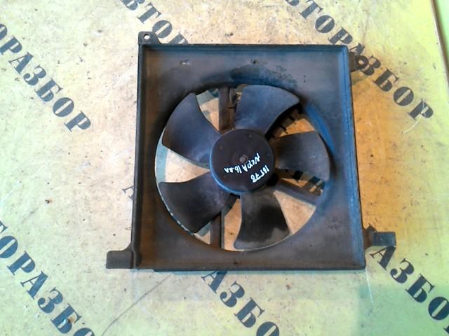 Диффузор вентилятора Daewoo Nexia 1998-2016