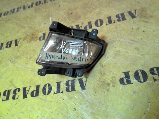 Фара противотуманная левая (птф) Hyundai Matrix 2001-2010
