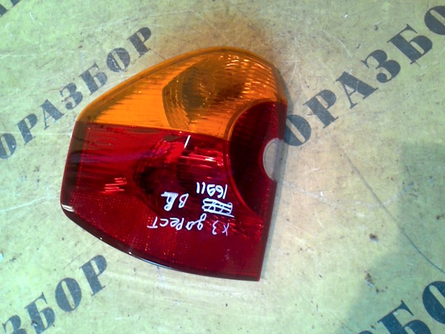 Фонарь задний левый внешний Bmw X3 E83 2004-2010
