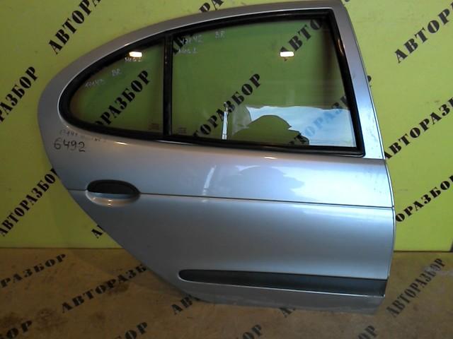 Дверь задняя правая Renault Megane 1 1996-2002