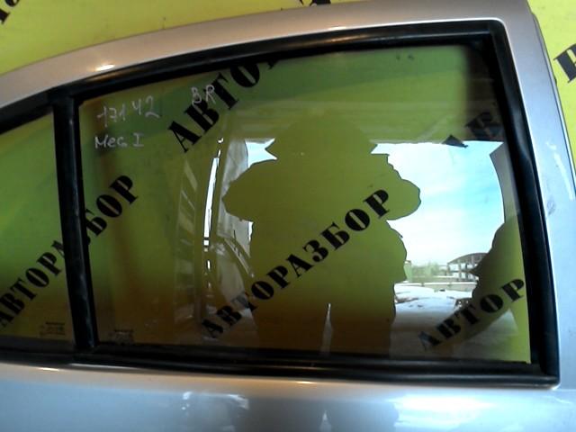 Стекло двери задней правой Renault Megane 1 1996-2002