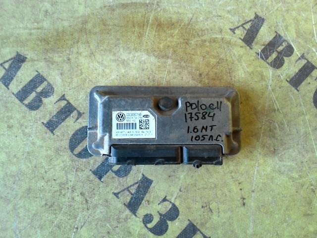 Блок управления двигателем Volkswagen Polo 2009-H.b.