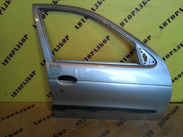 Дверь передняя правая Renault Megane 1 1996-2002