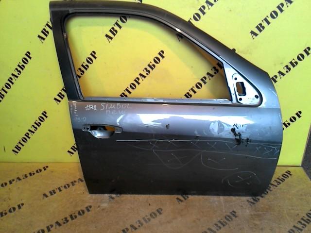 Дверь передняя правая Renault Symbol 2008-2012