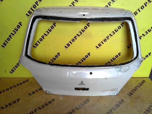 Крышка (дверь) багажника Mitsubishi Outlander (Cu) 2003-2008