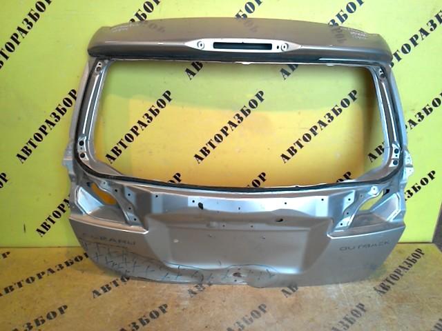 Крышка (дверь) багажника Subaru Legacy Outback B14 2010-2014