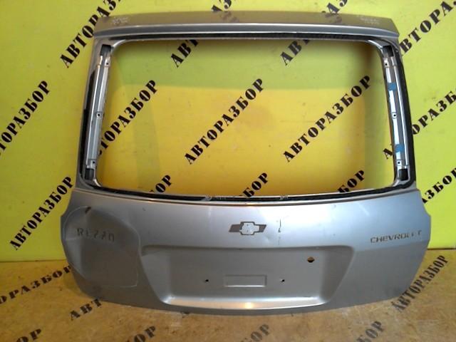 Крышка (дверь) багажника Chevrolet Rezzo 2005-2010