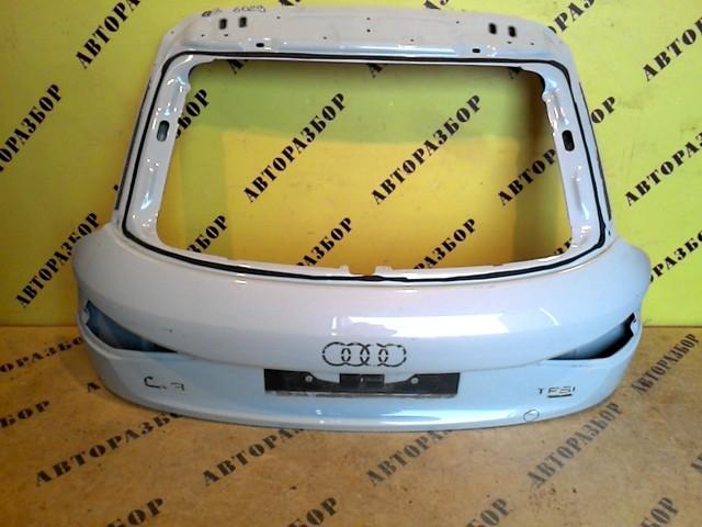 Крышка (дверь) багажника Audi Q3 2012-H.b.