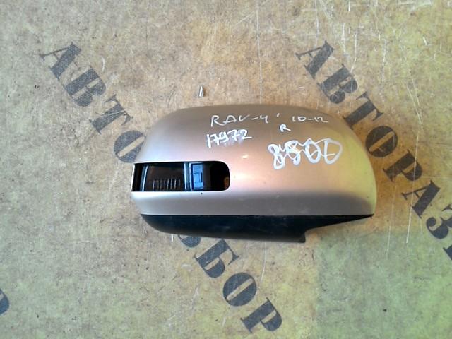 Накладка зеркала правая Toyota Rav4 30 2006-2013