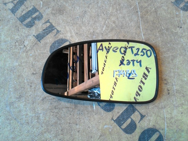 Зеркальный элемент Chevrolet Aveo T250 2005-2011