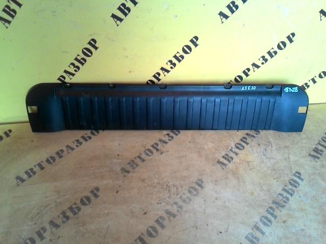 Обшивка багажника Bmw X5 E70 2007-2013