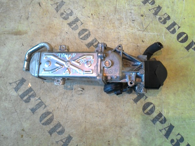 Радиатор системы egr Volkswagen Tiguan 2007-2016