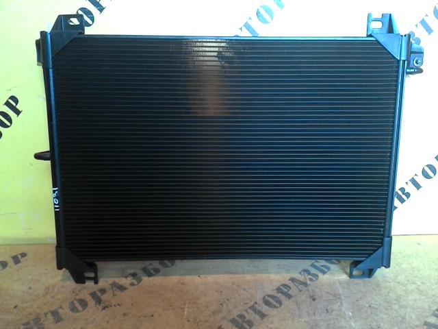 Радиатор кондиционера Chevrolet Trail Blazer 2001-2010