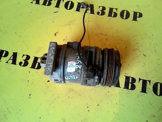 Компрессор кондиционера Geely Mk 2008-2015