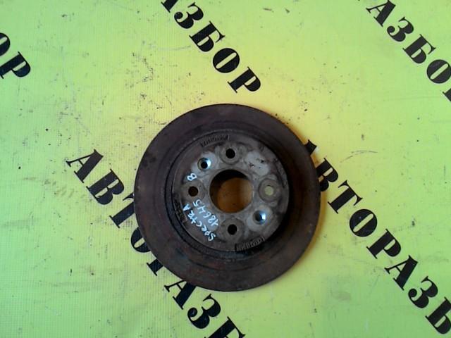 Диск тормозной задний Kia Spectra 2001-2011