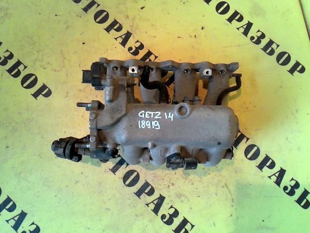Коллектор впускной Hyundai Getz 2002-2010
