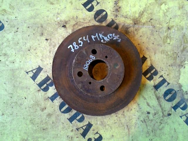 Диск тормозной передний Geely Mk 2008-2015