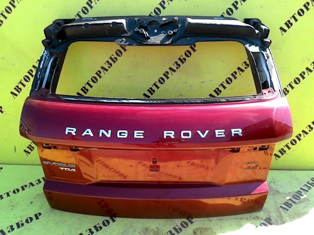 Крышка (дверь) багажника Land Rover Range Rover Evoque 2011-2018