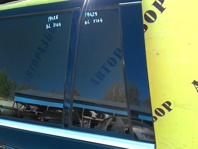 Стекло двери задней левой (форточка) Mercedes Benz X164 Gl-Class 2006-2012
