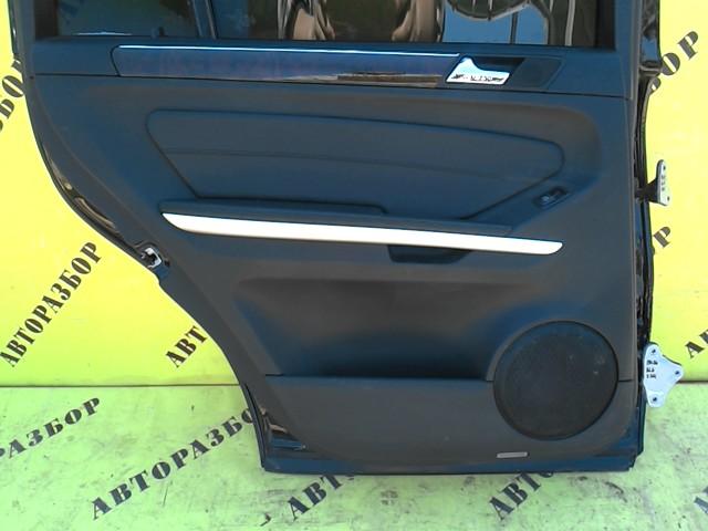 Обшивка двери задней левой Mercedes Benz X164 Gl-Class 2006-2012
