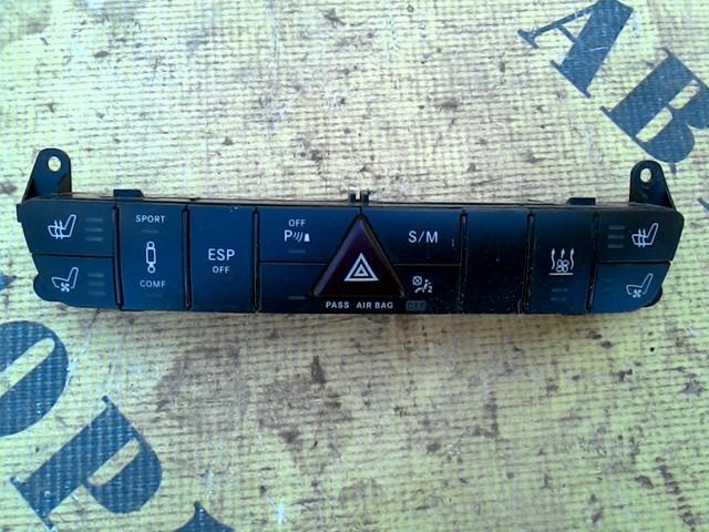 Блок кнопок Mercedes Benz X164 Gl-Class 2006-2012
