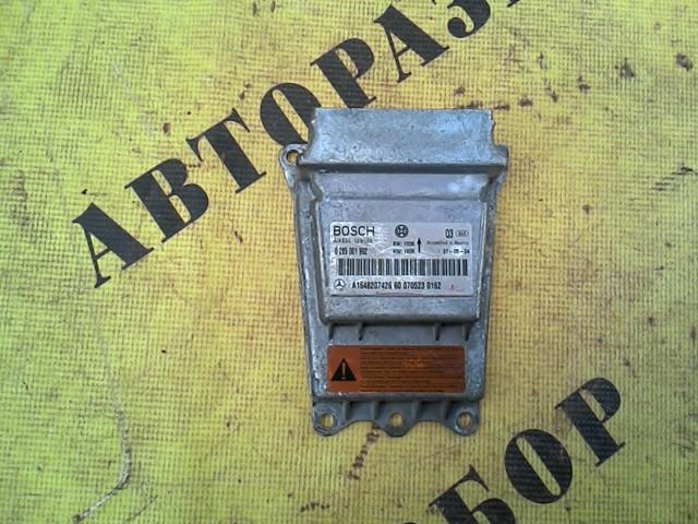 Блок управления air bag Mercedes Benz X164 Gl-Class 2006-2012