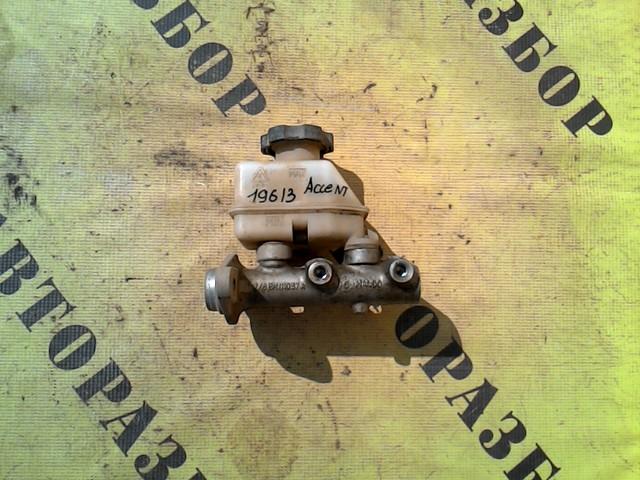 Цилиндр тормозной главный Hyundai Accent 2000-2012