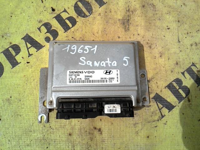 Блок управления двигателем Hyundai Sonata 5 Tagaz 2001-2012