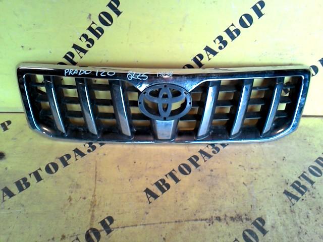 Решетка радиатора Toyota Land Cruiser Prado 120 2002-2009