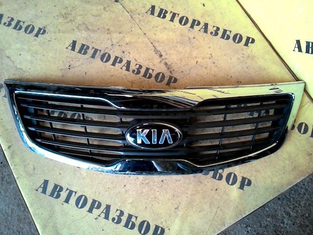 Решетка радиатора Kia Sportage 3 2010-2015