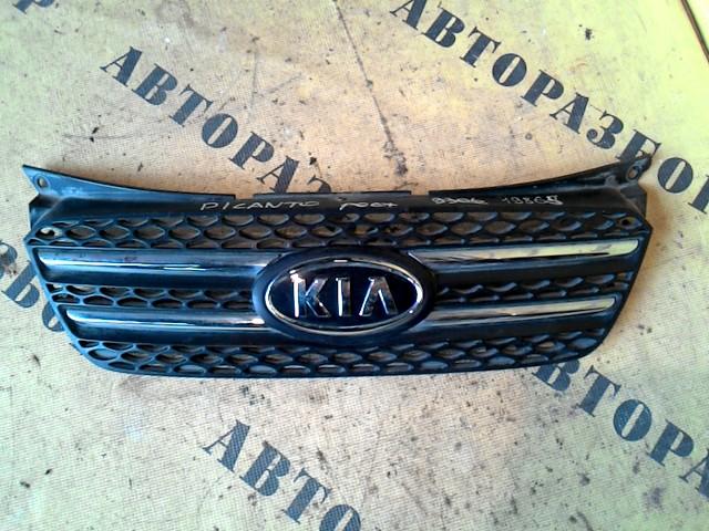 Решетка радиатора Kia Picanto 2005-2011