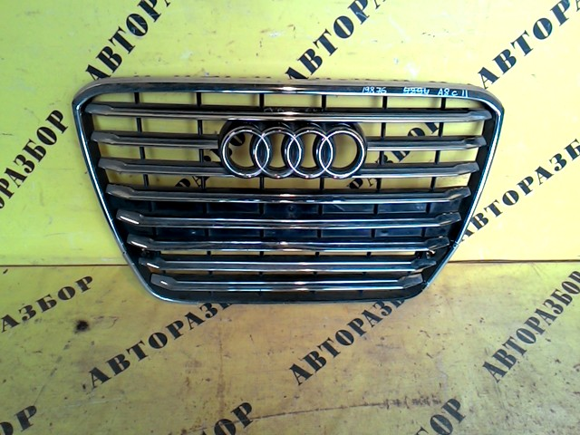 Решетка радиатора Audi A8 (4H) 2011-2017