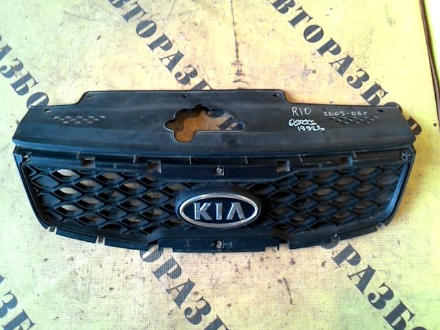 Решетка радиатора Kia Rio 2 2005-2011