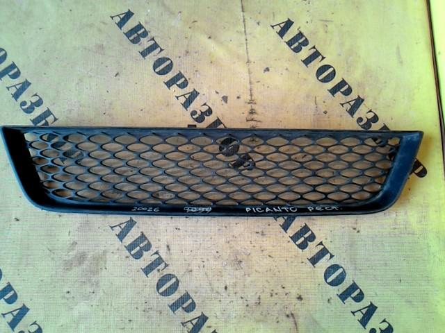 Решетка в бампер Kia Picanto 2005-2011