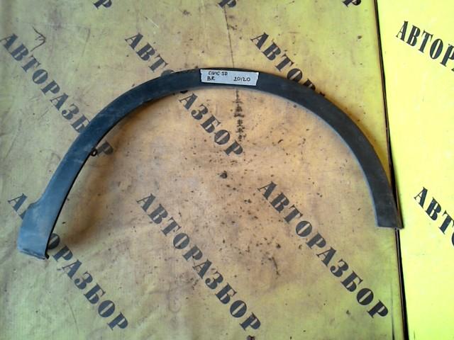 Накладка крыла заднего правого Honda Civic 5D 2006-2012