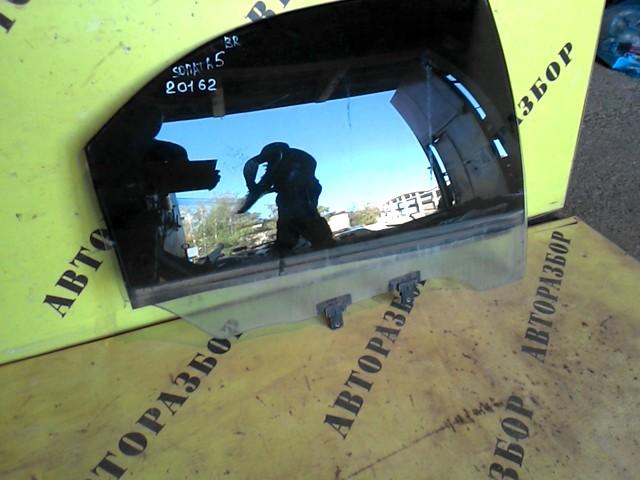 Стекло двери задней правой Hyundai Sonata 5 Tagaz 2001-2012