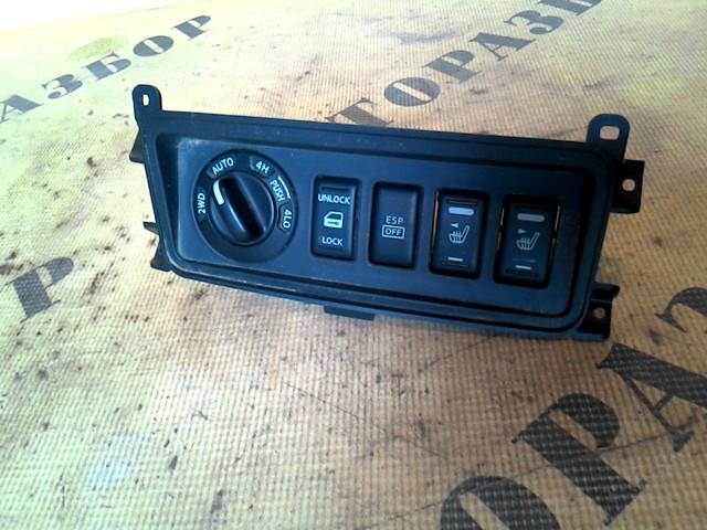 Блок кнопок Nissan Pathfinder (R51M) 2004-2013
